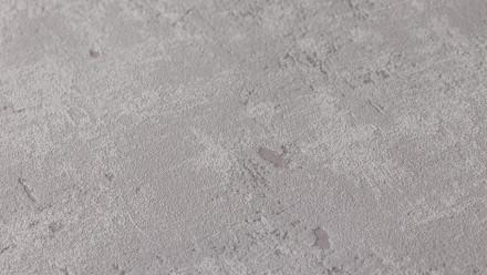 Vinyltapete grau Modern Uni Used Look 713