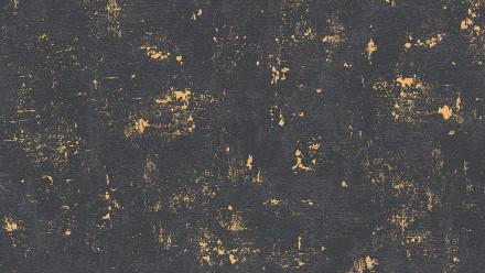Vinyltapete schwarz Modern Uni Trendwall 782