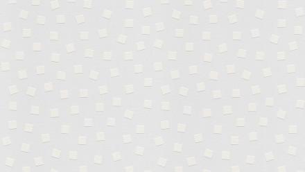 Vinyltapete weiß Modern Klassisch Uni Meistervlies 2020 914
