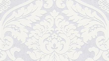 Vinyltapete weiß Vintage Landhaus Ornamente Meistervlies 2020 713