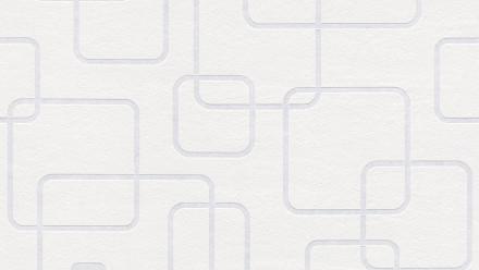 Vinyltapete weiß Vintage Streifen Meistervlies 2020 216