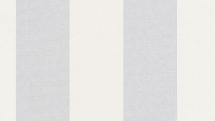 Vinyltapete weiß Vintage Streifen Meistervlies 2020 513
