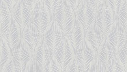 Vinyltapete weiß Modern Streifen Blumentapete Meistervlies 2020 919