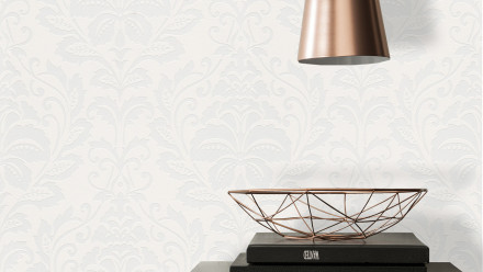 Vinyltapete beige Vintage Ornamente Blumen & Natur Styleguide Jung 2021 440