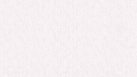 Vinyltapete weiß Modern Klassisch Streifen Simply White 818