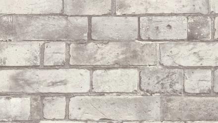 Vinyltapete Steintapete grau Modern Steine Authentic Walls 2 562