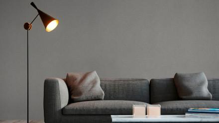Vinyltapete grau Modern Uni Styleguide Natural Colours 2021 865