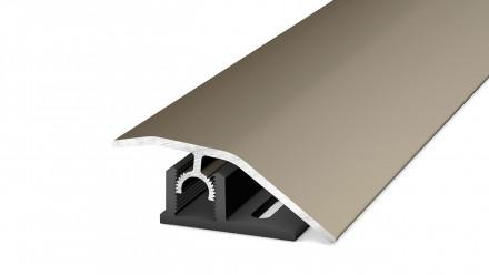 Prinz Profi-Tec MASTER Anpassungsprofil 2700 mm Edelstahl matt