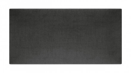 planeo SoftWall - Akustik Wandkissen 60x30cm Antrazit