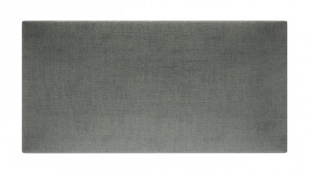 planeo SoftWall - Akustik Wandkissen 60x30cm Grau