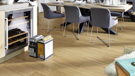 MEISTER Lindura-Holzboden - HD 400 Eiche natur matt-lackiert 8736