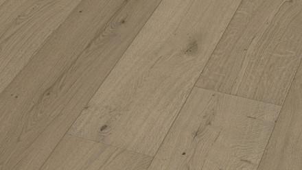 MEISTER Lindura-Holzboden - HD 400 Eiche authentic greige XL-Diele naturgeölt 8744
