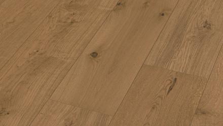 MEISTER Lindura-Holzboden - HD 400 Eiche lebhaft cappuccino XL-Diele naturgeölt 8747