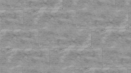 KWG Klick-Vinyl - Antigua Stone Hydrotec Cement grey gefast