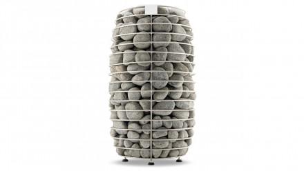 Premium Saunaofen stehend 9 kW mit 160 kg Steinen