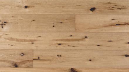 Kährs Parkett - Artisan Collection Eiche Camino -  Landhausdiele (1-Stab) - geölt (natur) handgehobelt / geschroppt