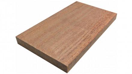 TerraWood Holzterrasse - CUMARU braun PRIME 21 x 145mm beidseitig glatt