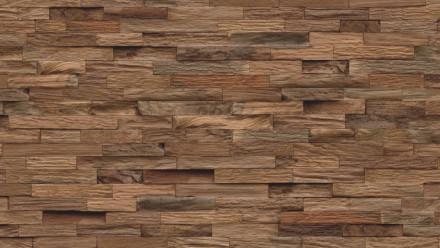 planeo WoodWall - Teakwood Classic Sumatra