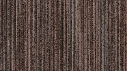planeo Teppichfliese 50x50 Lineations 880 Brown