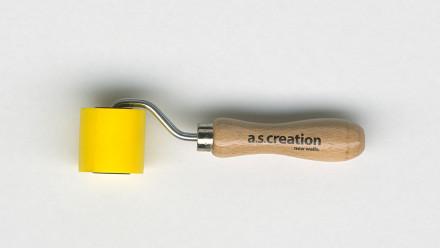 Tapeten Nahtroller mit Walze aus PU-Schaum 35 x 45 mm