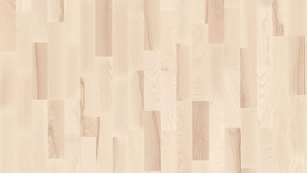 Parador Parkett Classic 3060 Esche lackversiegelt matt weiß 3-Stab Schiffsboden