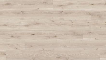 Parador Laminat - Trendtime 6 - Eiche Castell weiß lasiert - gebürstete Struktur - 4-V-Fuge - Schlossdielen
