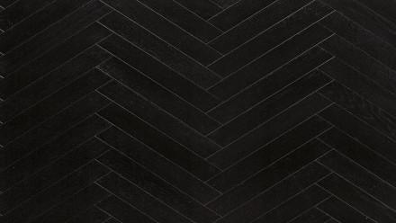 Parador - Parkett Trendtime 3 - Eiche schwarz - Fischgrät - matt lackiert