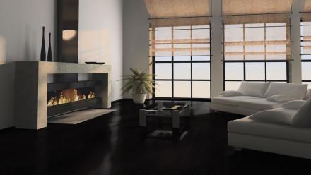 Wineo 1500 wood XS Pure Black