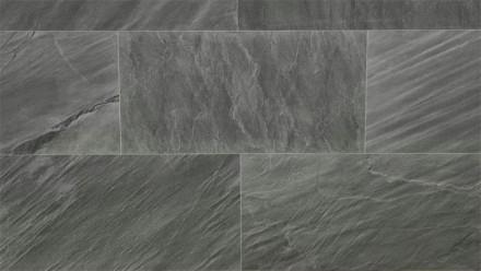 planeo DesignWall Aqua Wandverkleidung - SCHIEFER BLACK