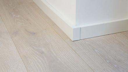 Außenecken selbstklebend für Fußleiste F100201M Modern Weiß 18 x 50 mm - 2St.