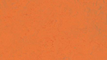 planeo Linoleum Concrete - orange glow 3738