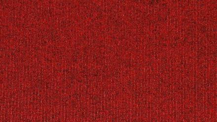 planeo Teppichfliese 50x50 Prima 316 Red
