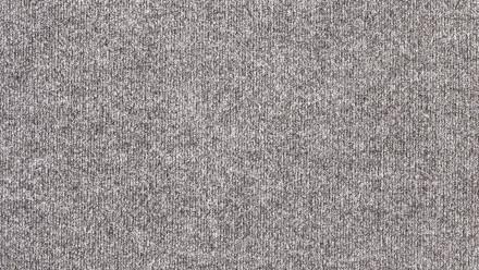 planeo Teppichfliese 50x50 Rex 900 Grau