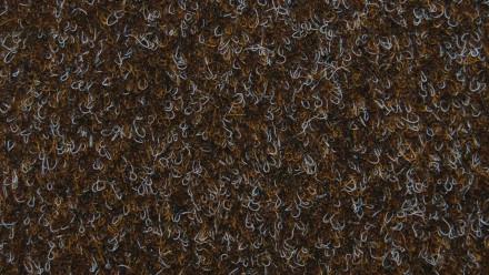 planeo Teppichfliese 50x50 Vox 822 Brown