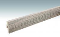 MEISTER Sockelleisten Fußleisten Eiche karamell  1157 - 2380 x 60 x 20 mm