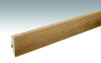 MEISTER Sockelleisten Fußleisten Eiche goldbraun 1165 - 2380 x 60 x 20 mm