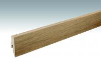 MEISTER Sockelleisten Fußleisten Eiche cappuccino 1167 - 2380 x 60 x 20 mm