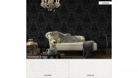 Vinyltapete Black & White 4 A.S. Création Ornamente Schwarz 426