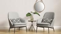 Vinyltapete weiß Modern Ornamente Blumen & Natur Styleguide Jung 2021 218