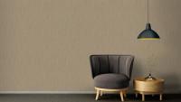 Vinyltapete Strukturtapete braun Modern Klassisch Uni Sumatra 825