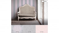 Vinyltapete Memory 3 A.S. Création Landhausstil Grau Rosa 903