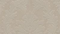 Vinyltapete Beflockt Castello Architects Paper Ornamente Braun Metallic 803