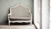 Tapete Di Seta Architects Paper Vintage Ornamente Beige Braun 694