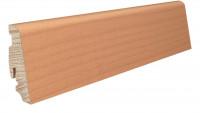 Haro Sockelleiste - Buche gedämpft 19 x 58 mm