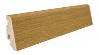 Haro Sockelleiste 19x58mm 2,2m - Eiche strukturiert furniert geölt