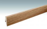 MEISTER Sockelleisten Fußleisten Eiche 462 - 2380 x 60 x 20 mm