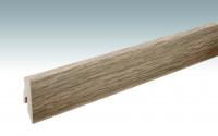 MEISTER Sockelleisten Fußleisten Eiche Nature 6067 - 2380 x 60 x 20 mm