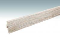 MEISTER Sockelleisten Fußleisten Eiche Bodega 6403 - 2380 x 60 x 20 mm