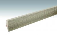 MEISTER Sockelleisten Fußleisten Risseiche Terra 6439 - 2380 x 60 x 20 mm