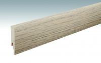 MEISTER Sockelleisten Fußleisten Eiche markant pure 6273 - 2380 x 80 x 16 mm